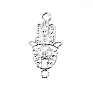 hamsa old talisman for magical protection against the evil eye and